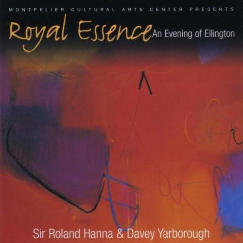 Sir Roland Hanna & Davey Yarborough