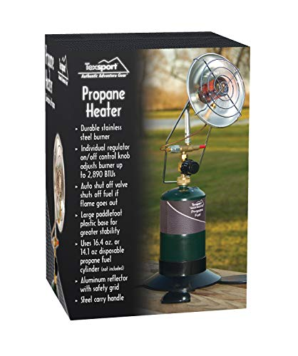 Product Image 5: Texsport Portable Outdoor Propane Heater