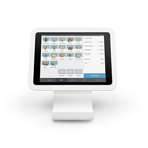 """Square Stand only (w/o Reader and Dock) for 10.2"""" & 10.5"""" iPads"""