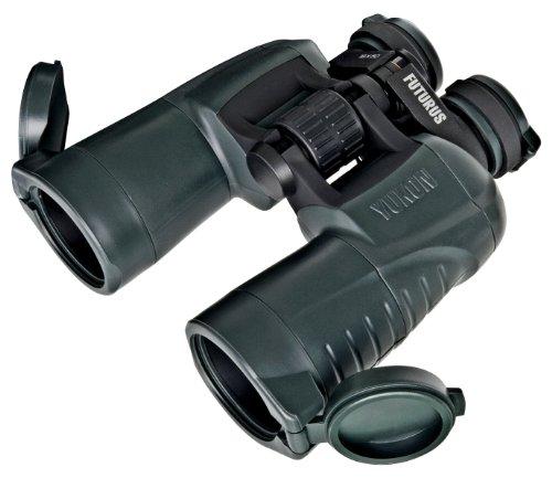 Yukon Futurus 16x50 WA Jumelles à prisme porro Vert/Noir 21.5 cm