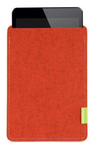 WildTech Sleeve für Medion LifeTab S8312 Hülle Tasche - 17 Farben (Made in Germany) - Rost