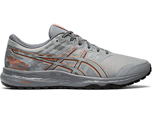 ASICS Men's Gel-Scram 5 Trail Running Shoes, 11M, Sheet Rock/KOI