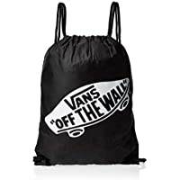 Vans Benched, Mochila Casual, 44 cm, 12 L, Mujer, Negro (Onyx)