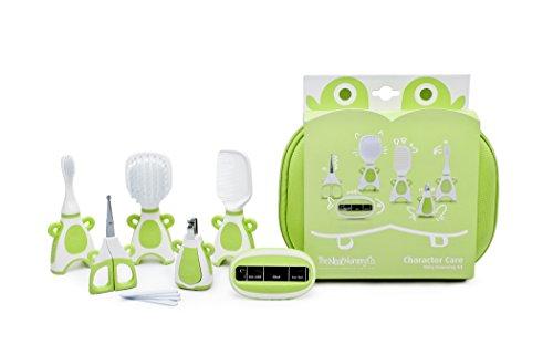 The Neat Nursery Co. Character Care Kit de toilettage pour bébé Vert 0,47 kg