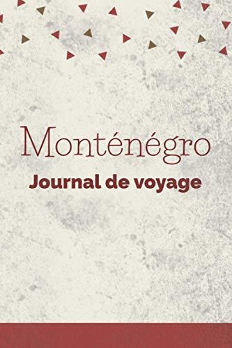 Monténégro Journal de voyage: Grille de points | Le cadeau pour en Monténégro voyage | Listes de contrôle | Journal de vacances, vacances, année à ... échange d'étudiants, voyage dans le monde