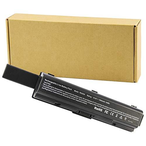 Futurebatt 9 Cell 7800mAh Laptop Battery for Toshiba PA3533U-1BRS...
