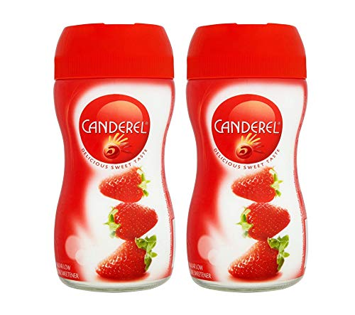 Canderel Sweetner - 2 x 75 gram jars by Canderel