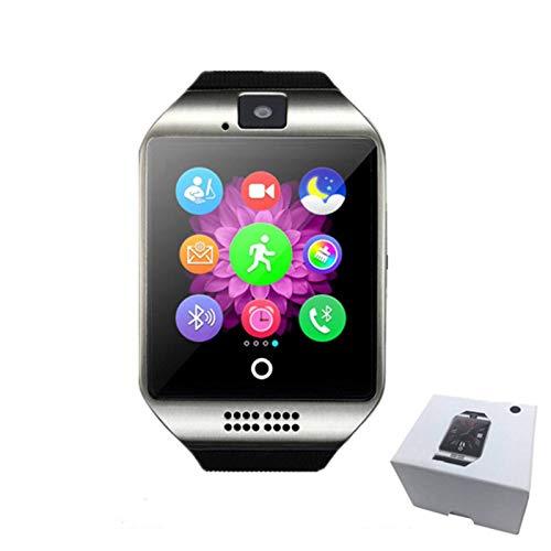 N-B Smart Watch Pulsera Inteligente Binaural Bluetooth Auricular Fitness Pulsera Monitor de Ritmo Cardíaco Smart Pulsera Deportiva Reloj Multilingüe Salud Monitoreo Pulsera