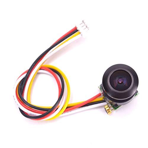 FPVKing Mini 1200TVL FPV Camera 1.8mm M12 NTSC 150 Degree HD Super Wide Angle Micro Camera for RC Racing Drone Quadcopter Helicopter
