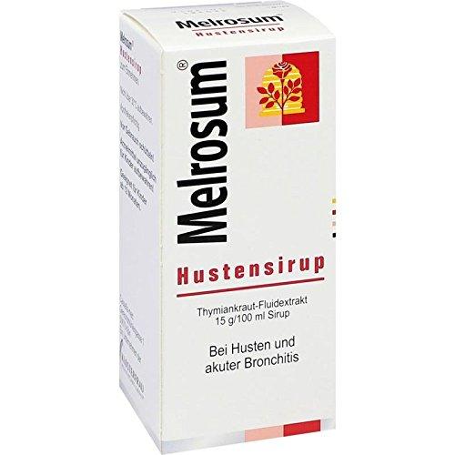 MELROSUM Hustensirup 100 ml Sirup