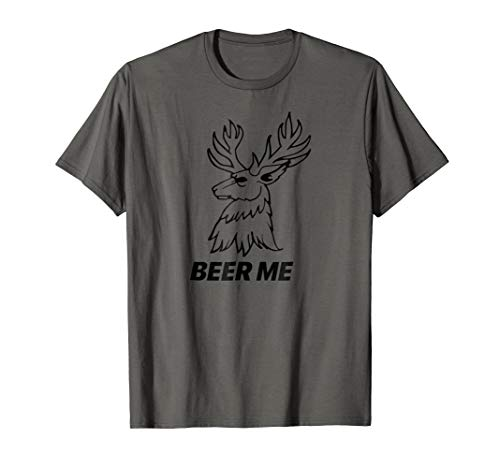 Mens Stag do , Beer me Mens funny T-shirt