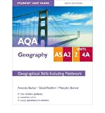 AQA AS/A2 Geography Student Unit Guide: Geographical Skills Including Fieldwork: Unit 2 & 4a (Paperback) - Common