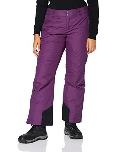 Columbia Pantalón de esquí Bugaboo OH, para Mujer, Morado, M/R