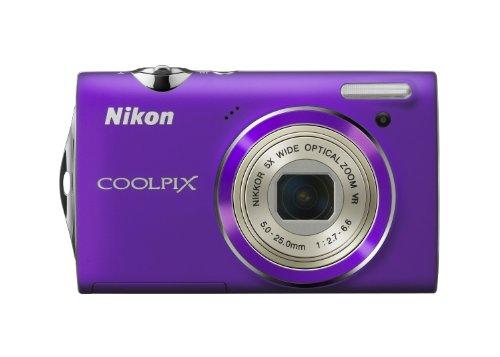 Nikon Coolpix S5100 Purple