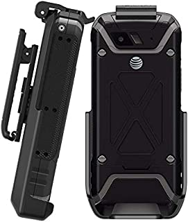 BELTRON Sonim XP5 Clip, Heavy Duty Belt Holster with Rotating Clip for Sonim XP5 XP5700 (AT&T/Verizon) Secure Fit & Quick Release Latch (Premium Quality) - NOT for XP5S