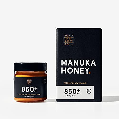 The True Honey Co. Manuka Honung MGO 850+ (UMF 20+) 250g