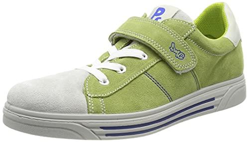 PRIMIGI Jungen Phu 73876 Sneaker, Aloe Perl Bluet, 40 EU