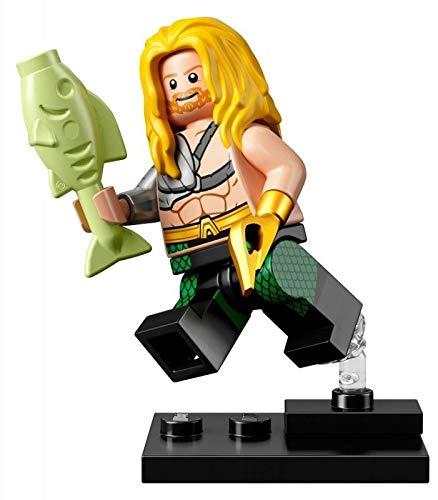 LEGO DC Super Heroes Series Minifigura Aquaman (71026)