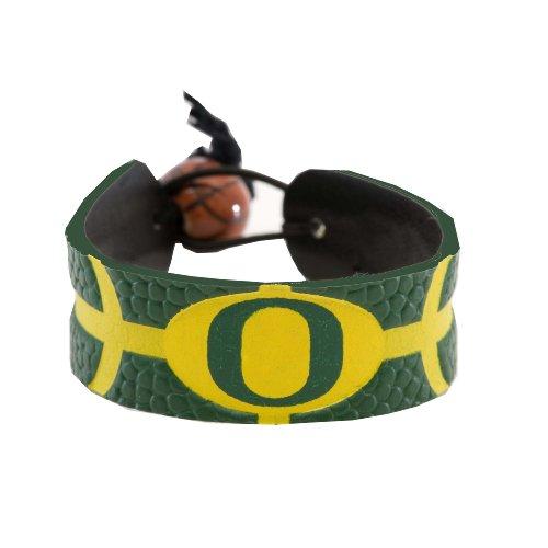 GameWear Oregon Ducks Team Color Basketball Bracelet