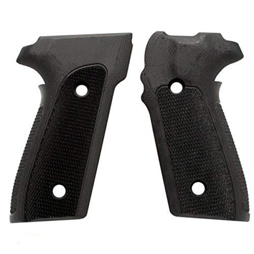 Hogue SIG Sauer P228 - P229 Checkered G10 - Black