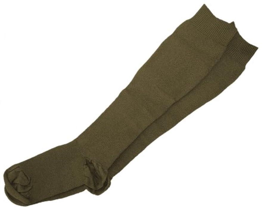 減る突っ込む無謀ギロファ スタンダードソックス ブラウン Sサイズ(22.0~23.5cm)