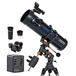 Astromaster 130EQ telescope for astrophotography