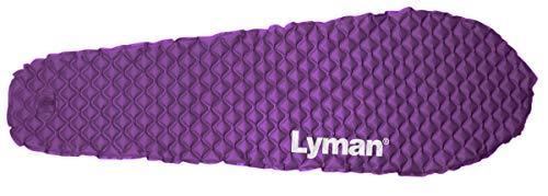 Lyman Colchoneta de Camping Ligera