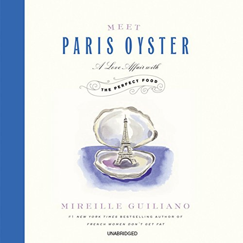 Meet Paris Oyster audiobook cover art