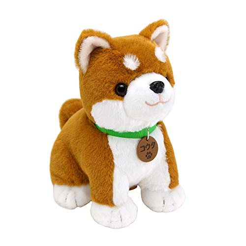 Voice Recognition Plush Toy (Shibai Kouta) You can enjoy speaking and song with the voice of a 4-year old boy! Also includes one mode with a real dog voice.