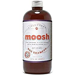 Moosh is definitely the best shampoo for a dog with skin allergies