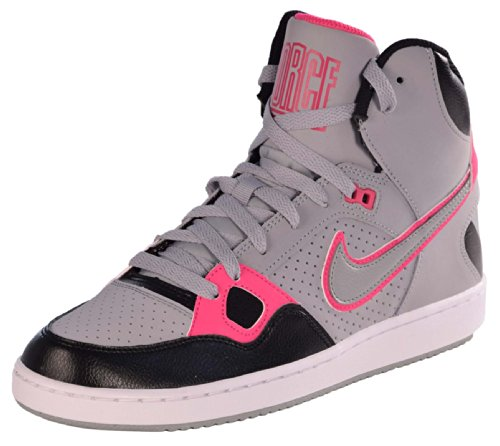 Nike Men's Son of Force 001 Ankle-High Suede Basketball Shoe - 13M