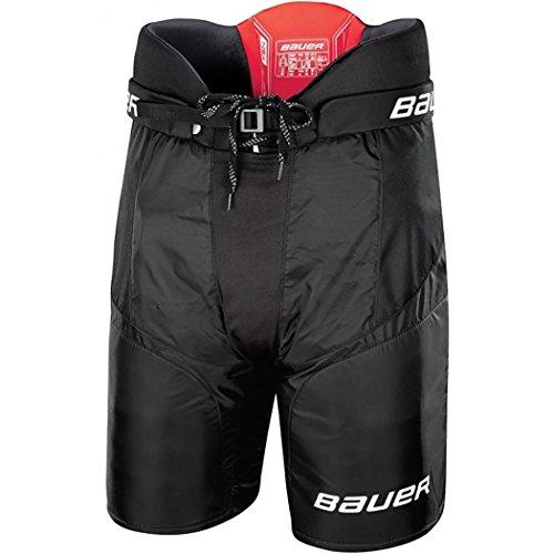 Bauer NSX Eishockeyhose (Jugendliche), schwarz, Medium