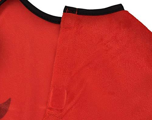 Ciao- Diavoletto Costume Tutina Baby (Taglia 1-2 Anni), Multicolore, 2-3, 28042.2-3