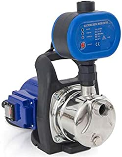 Cypressshop Electric Water Pump 1200W Automatic ON/Off Water Removal Pool Cover Pump Garden Yard Irrigation 110V with Electric Pressure Switch Solid Stainless Steel
