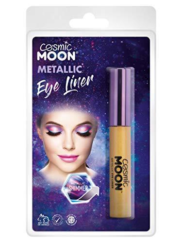 Smiffys Cosmic Moon Metallic Eye Liner Gold