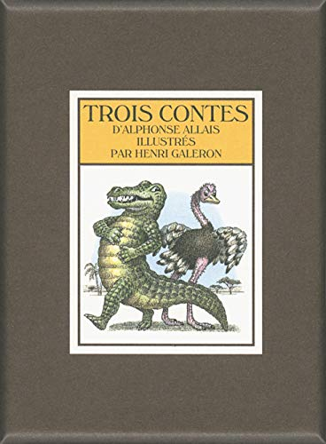 Trois Contes: Conte à Sara - La vengeance de Magnum - Le Crocodile et l'Autruche