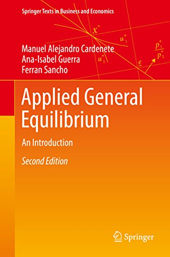 Applied General Equilibrium: An Introduction (Springer Texts in Business and Economics) (English Edition)
