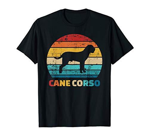 Cane Corso vintage retro T-Shirt
