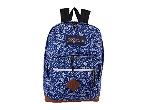 JanSport City View Blue Ditsy 2 One Size