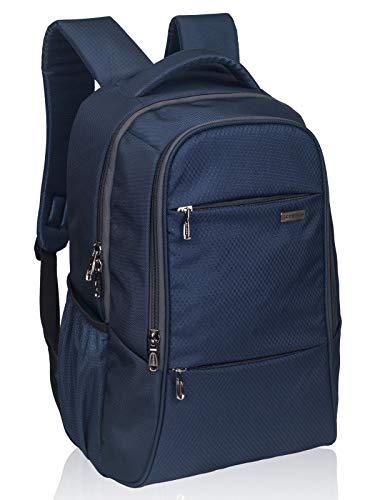 COSMUS Darwin Navy Blue Laptop Backpack for (15.6...