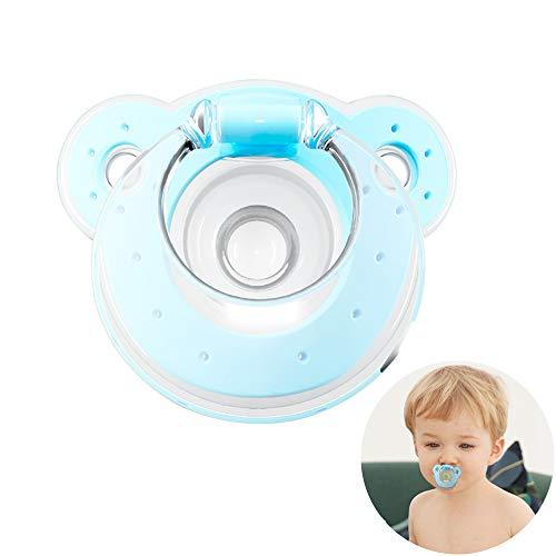 Fopspenen Baby, Newborn orthodontische fopspenen Fopspenen met Inklapbare Handle & Two luchtgaten voor extra veiligheid