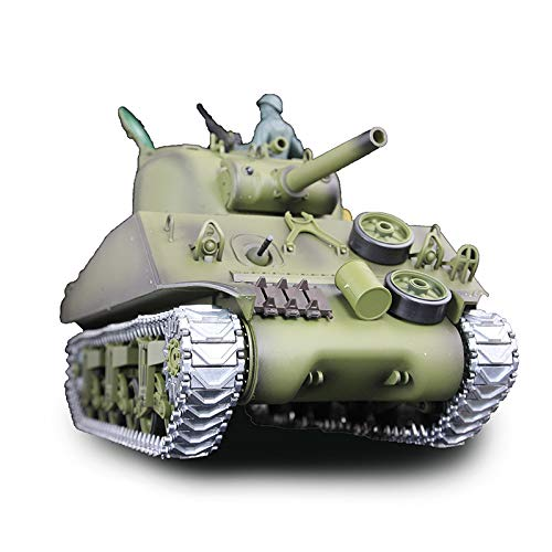 1/16 Scale Remote Control RC Tank, 2.4G Henglong 1/16 Scale 6.0 Generation...