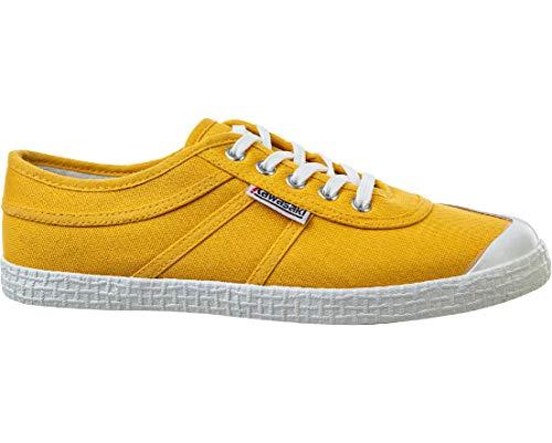 Kawasaki Original Canvas Shoe Golden Road Yellow