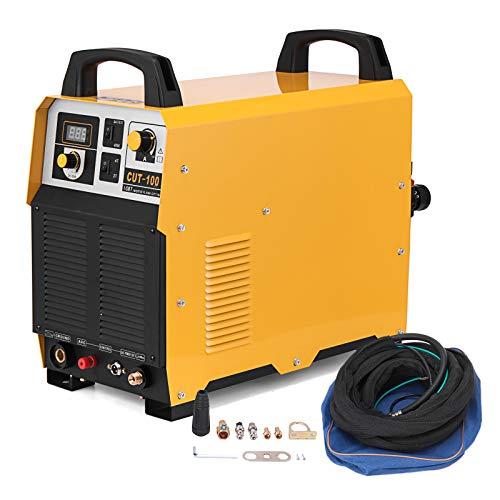 Mophorn Plasmaschneidfeld CUT-100 IGBT Instrument 100A Pilot Beleuchtung 35mm (CUT-100)