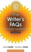 the writer's faqs a pocket handbook
