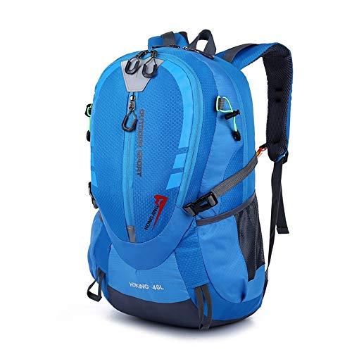 Outdoor Sport Trekking Camping Pack Rucksacks Durable Lightweight Backpack 40L Water Resistant Travel Hiking Daypack Ultra Lightweight Packable Carry On Bag Unisex Outdoor Hiking Backpack Waterproof