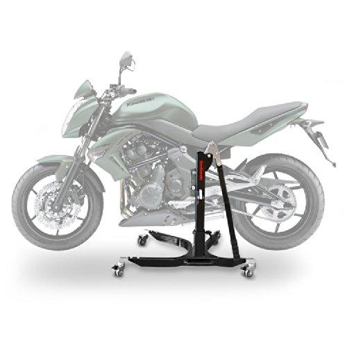 ConStands Power Classic-Zentralständer Kawasaki ER-6n 05-11 Motorrad Aufbockständer Heber Montageständer