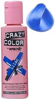 crazy color temporary hair color Lilac