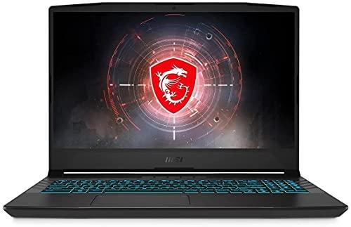 "CUK GF65 Thin by MSI 15 Inch Gaming Notebook (Intel Core i7, 64GB RAM, 2TB NVMe SSD, NVIDIA GeForce RTX 2060 6GB, 15.6"" FHD 144Hz IPS-Level, Windows 10 Home) Gamer Laptop Computer"