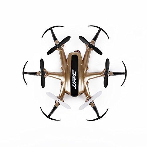 Giallo Nano Hexacopter 2.4G 4 Canali 6 Assi Modalit¨¤ Headless Rtf Per Jjrc H20